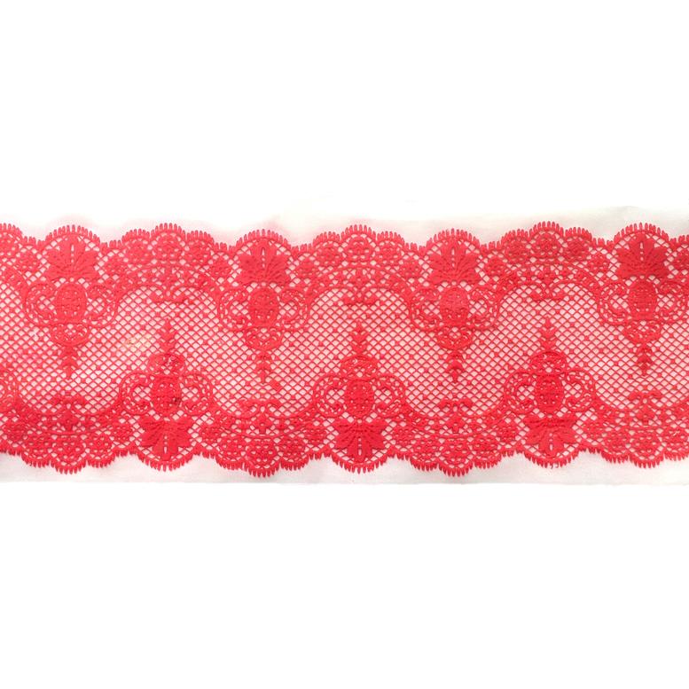 Мереживо для торта 03 (червоне), Slado