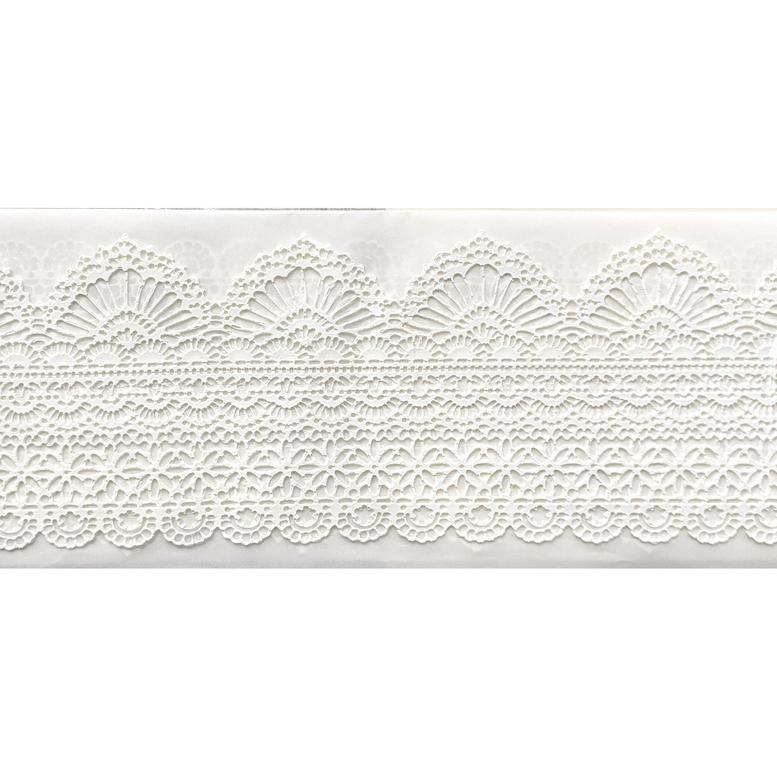 Мереживо для торта 05 (біле), Slado