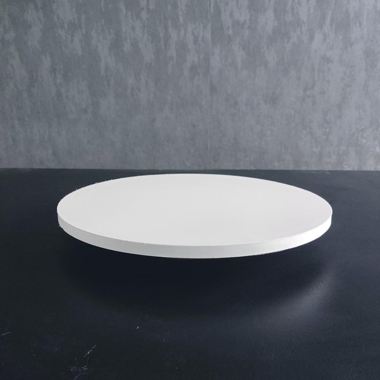 Коробка для паски 170х170х230 белая (лам.к)