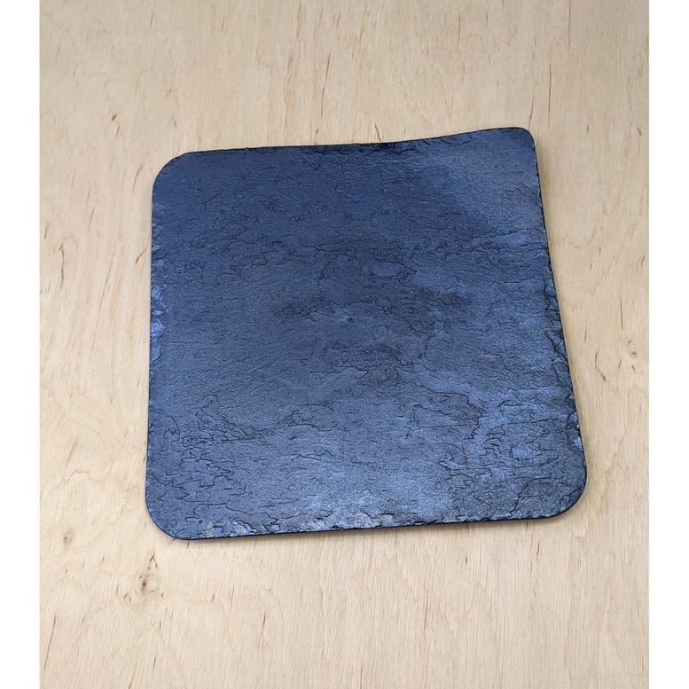 Тарілка (піднос) Камінь Сіра 20х20см, Alcas