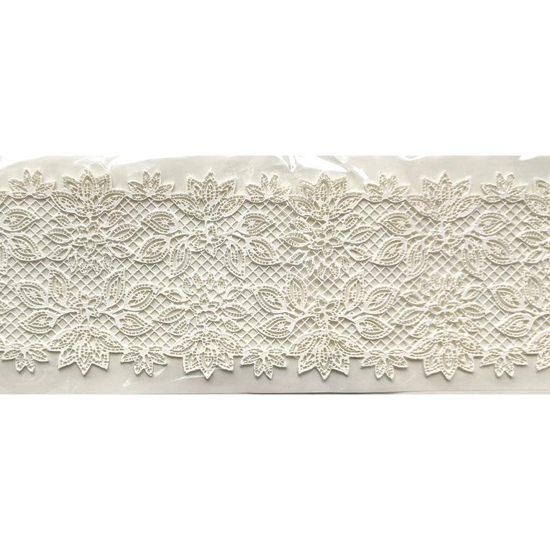 Мереживо для торта 25 (біле), Slado