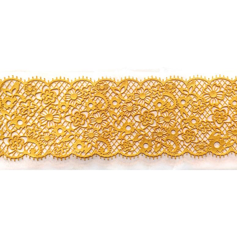 Мереживо для торта 26 (золоте), Slado