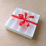 Коробка для макаронс и печенья с разделителями 220х220х50/ ПЭТ