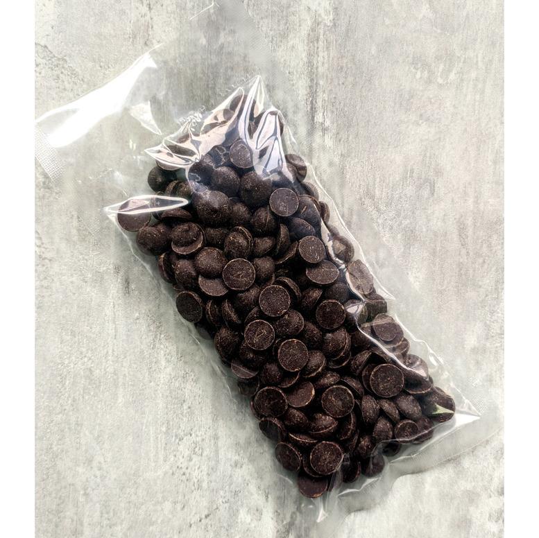 "Шоколад чорний ""Callebaut Strong"" № 70-30-42, 70,3 %, фасовка 100г"