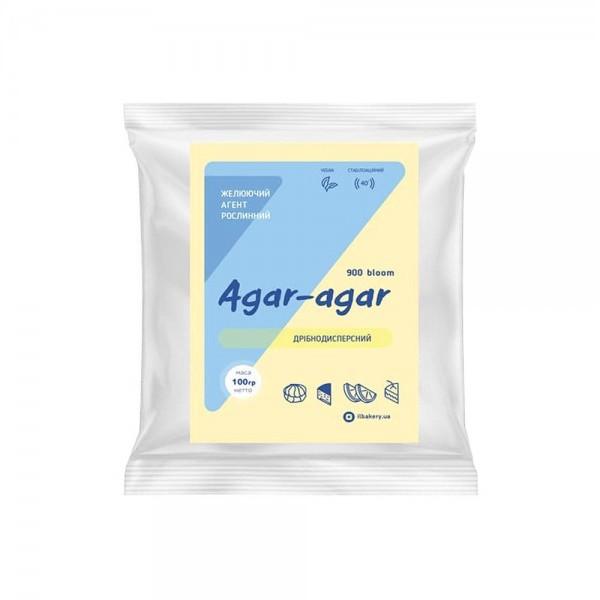 Агар-агар дрібнодисперсний 900 bloom, IL Bakery, 100 г