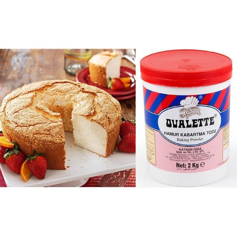 Пекарський порошок Baking Powder Ovalette, 100г
