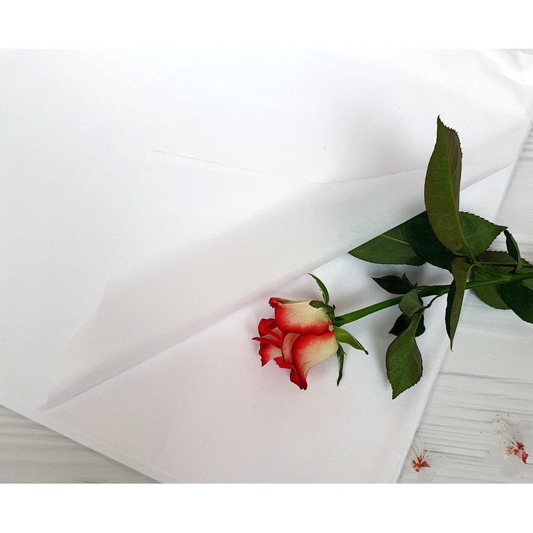 Бумага Тишью 50х75см Белая