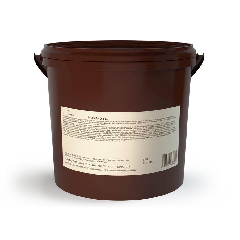 Мигдально-Фундучне праліне / Almond & Hazelnut Praline, 5 кг