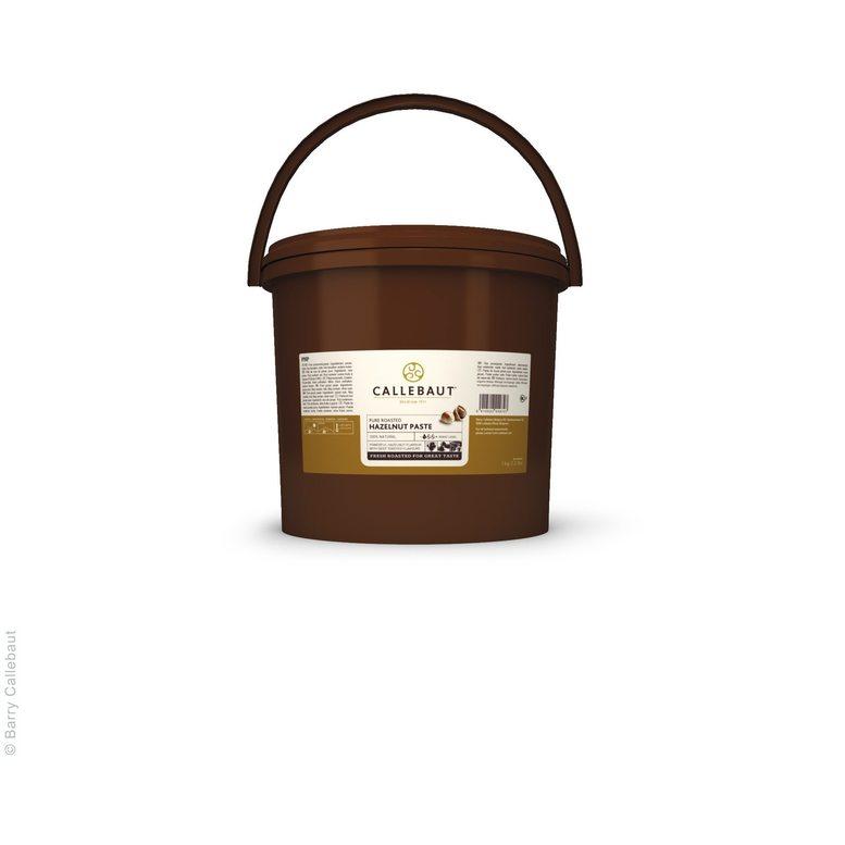 Фундучна паста / Pure Roasted Hazelnut Paste, 5 кг