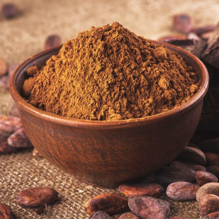 Какао порошок натуральний Barry Callebaut, Бельгия, 1 кг