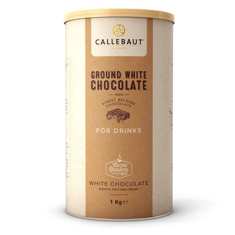 Білий шоколад для напоїв, 1 кг