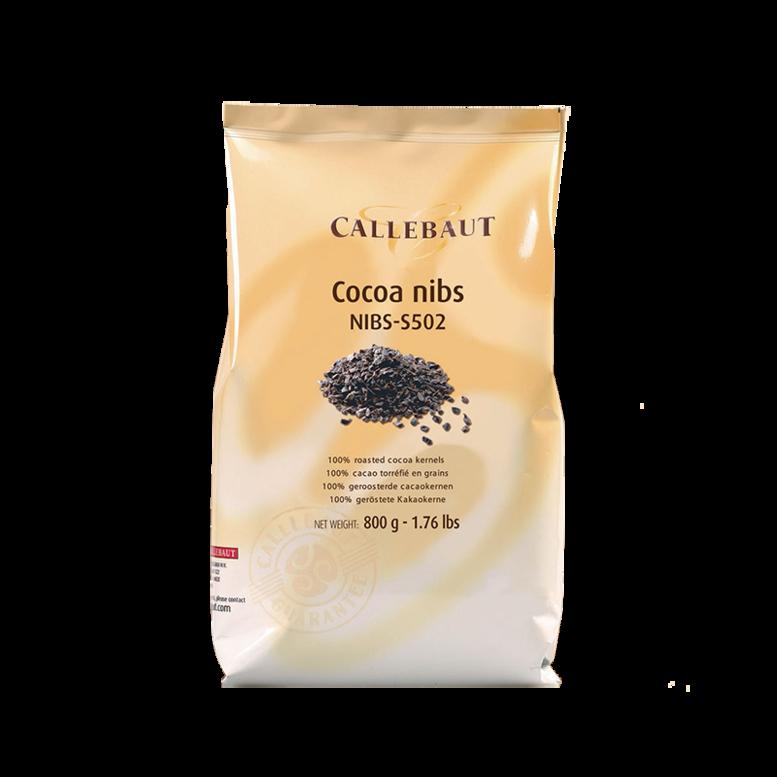 Подрібнені какао-боби - Nibs, 0,8 кг
