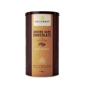 Чорний шоколад для напоїв, 1 кг