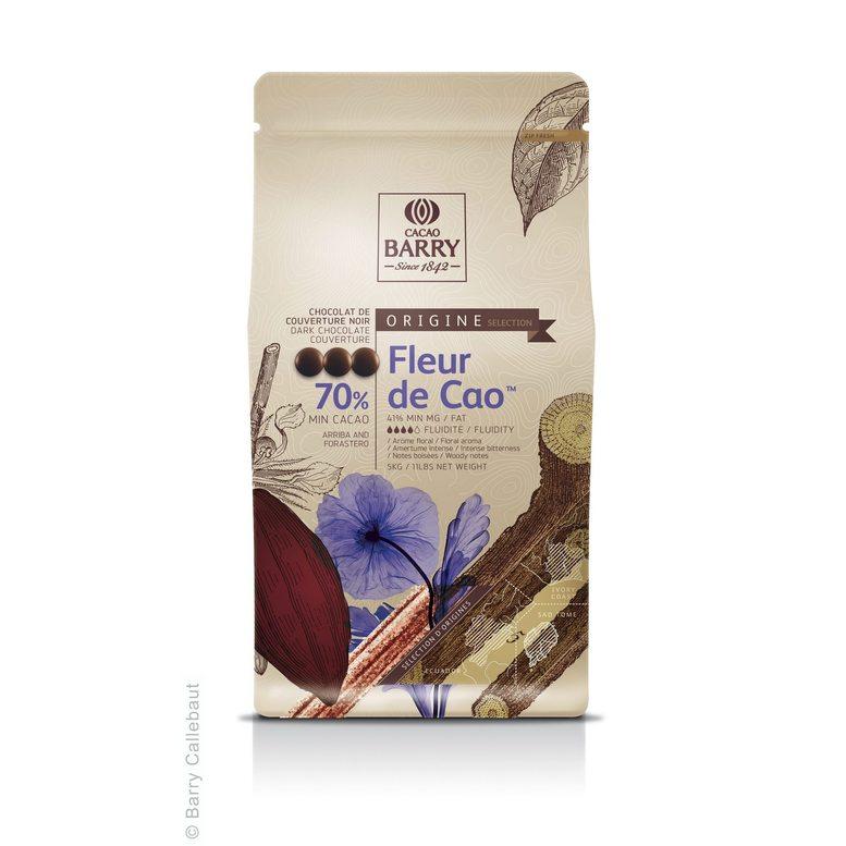 FLEUR DE CAO 70%, 5 кг