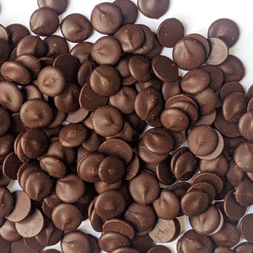 Глазур шоколадна чорна Карибе, Master Martini, фасовка 1кг