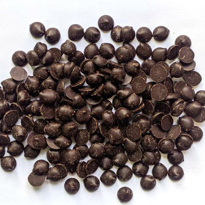 Шоколад Аріба чорний гіркий 72% диски, Master Martini, 100г
