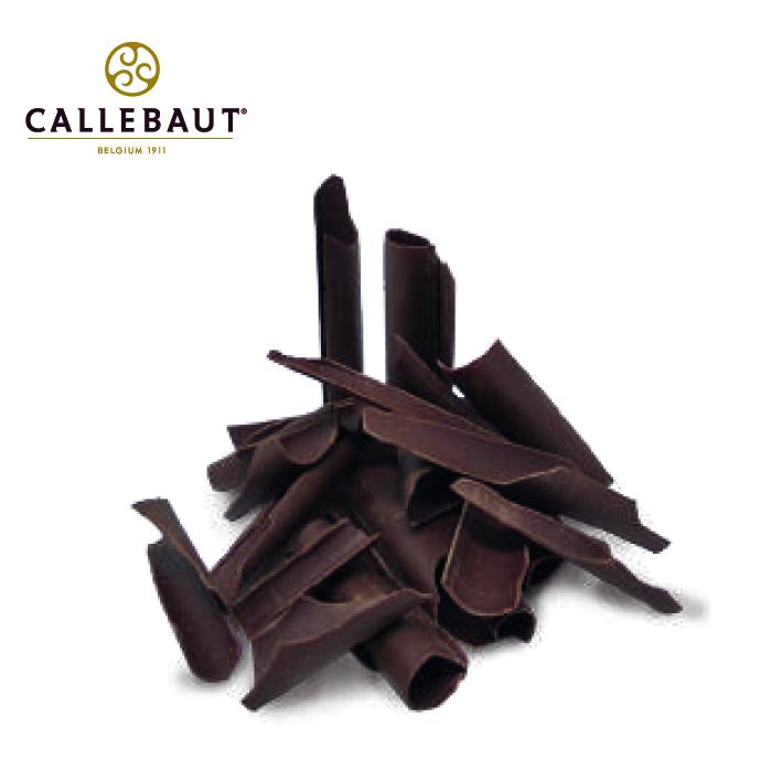 Декор темний шоколад «Стружка» (2,5 кг)