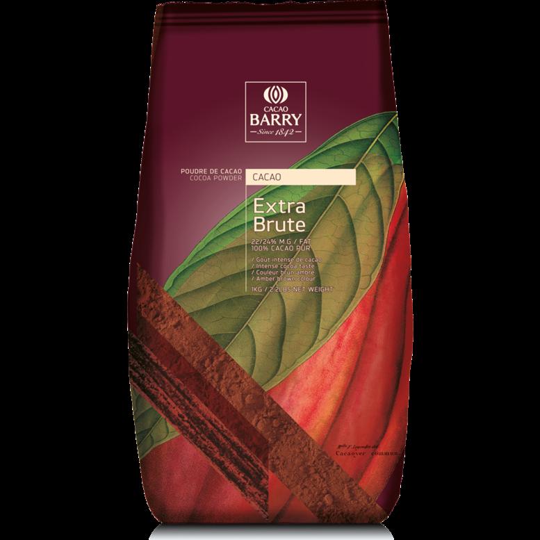 Какао порошок EXTRA BRUTE, 2,5 кг