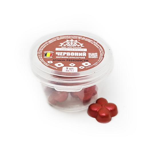 Барвник блискучий червоний 5 г /Power Flower Sparkle Red 5 г