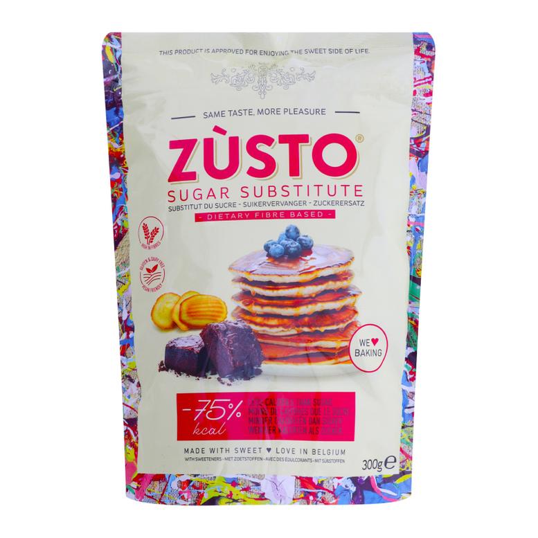Замінник цукру, що карамелізується, 0,3 кг, Zusto