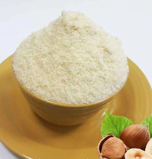 Фундучне борошно з чищеного горіха, 100г