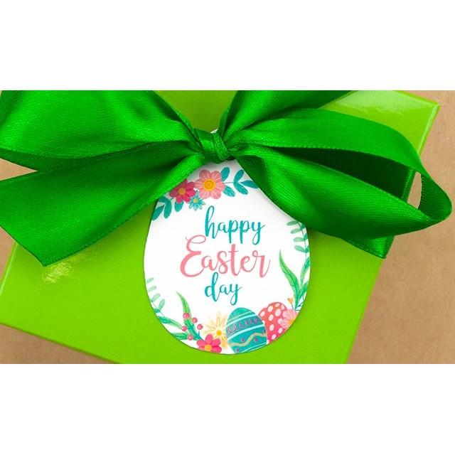 """Бирки декоративные """"Happy Easter Day"""", 5шт/уп"""