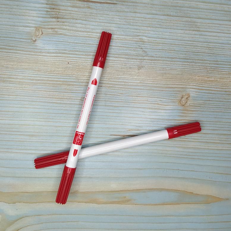 Пищевой маркер Modecor двойной Красный