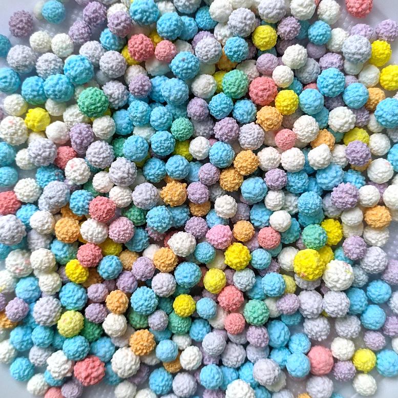 Цукрові кульки Мімоза Різнокольорові, Amarischia, 50г