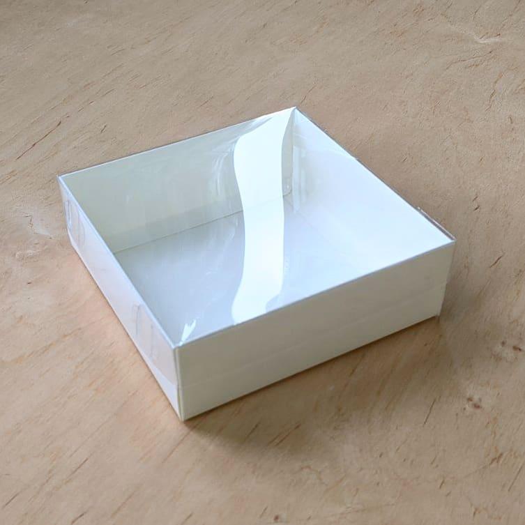 Коробка для пряников 150х150х30/ПЭТ