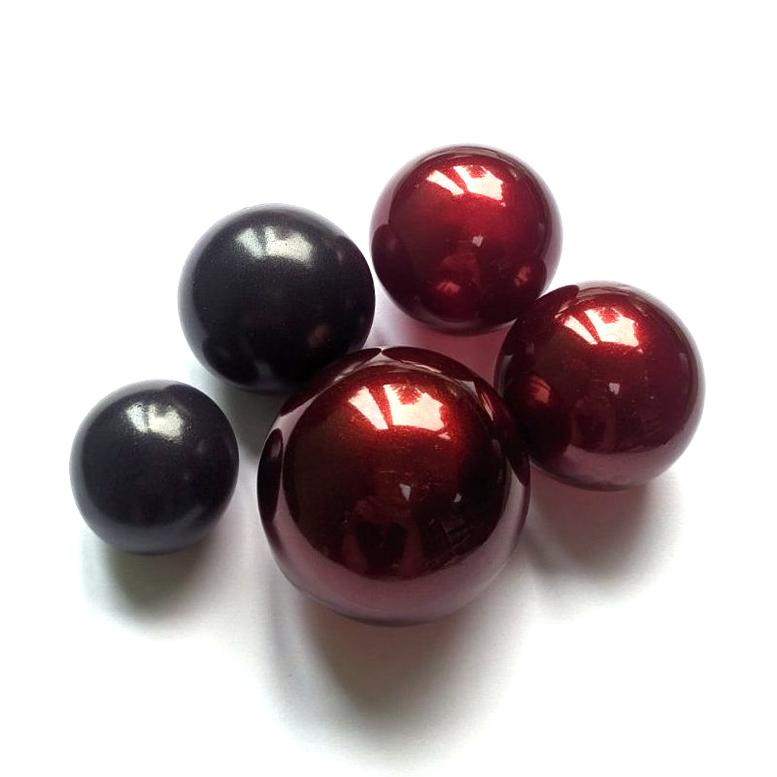Желейні кульки брауні (5 шт/уп), Slado
