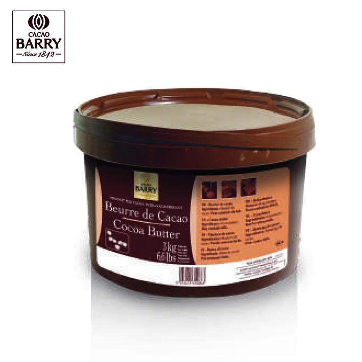 Какао масло, 3 кг