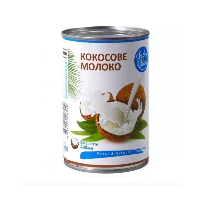 Кокосовое молоко Luck Siam 17%, 400 мл