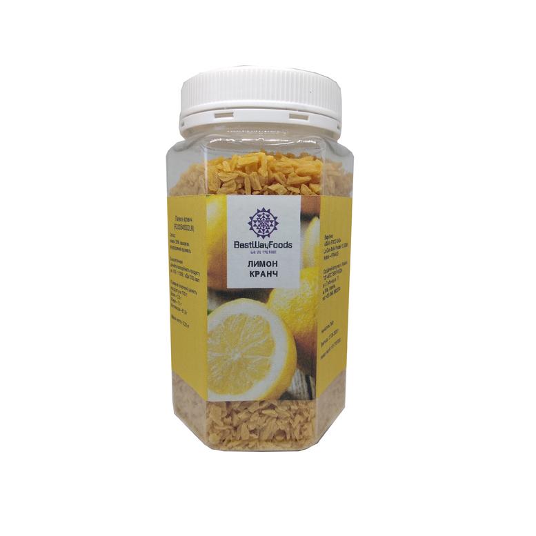 Лимон кранч, 0,25 кг