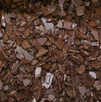 Шоколадна крихта термостабільна Чорна Карібе, Master Martini, 200г