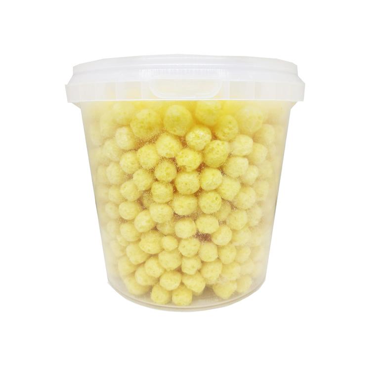 Кульки хрусткі кукурудзяні 9-10 мм 0,15 кг
