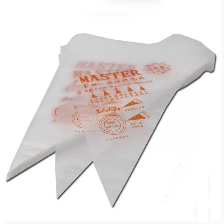 Кондитерський мішок одноразовий MASTER 26х17 см, 100 шт/уп