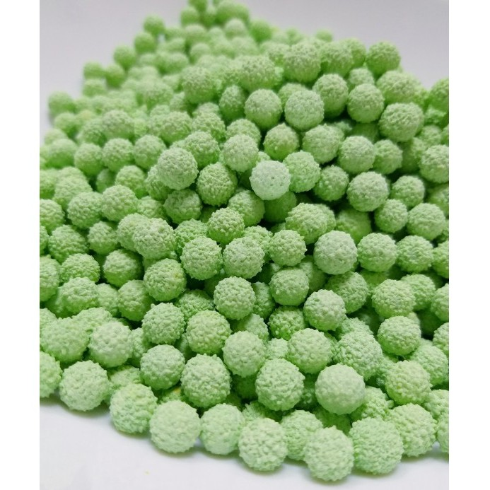 Цукрові кульки Мімоза Зелені, Buratti, 50г