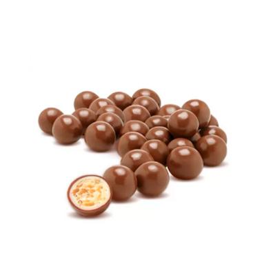 Бисквитные шарики в молочном шоколаде 1,5см Ovalette, 100г