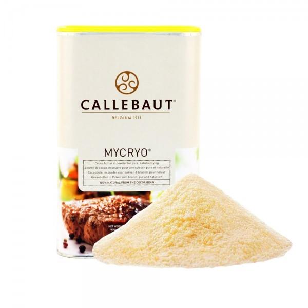 Какао-масло в виде порошка Callebaut Mycryo, 50г