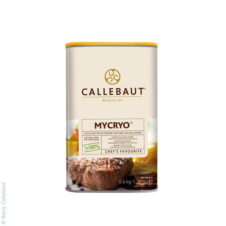Какао-масло - Mycryo®, 0,6 кг