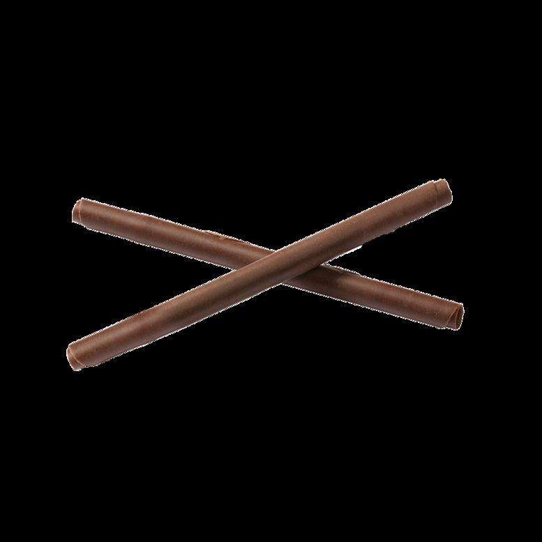 Шоколад темний олівці, 107 мм, 100 шт/уп