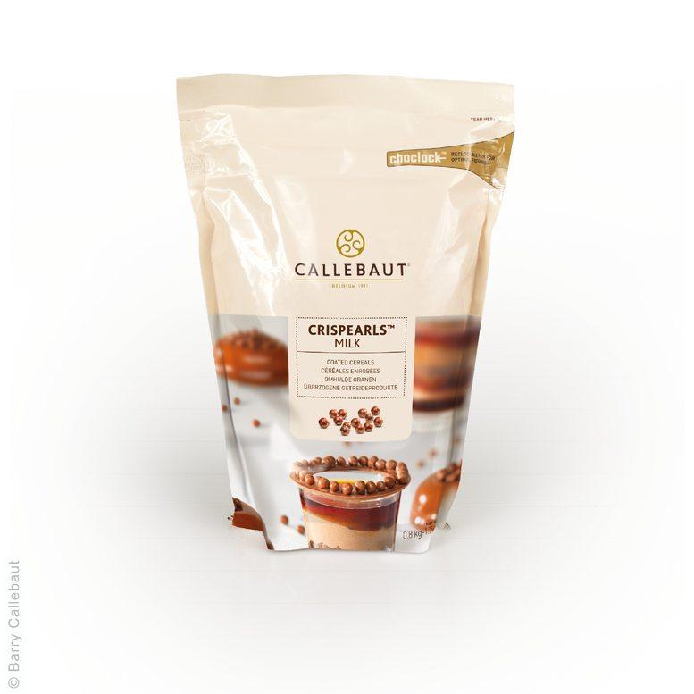 Декор із Молочного шоколаду  - Crispearls™ Milk