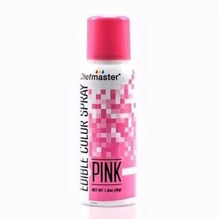 Краситель спрей Розовый Chefmaster Color Spray, 42г