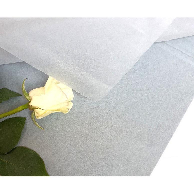 Бумага Тишью 50х75см Серая