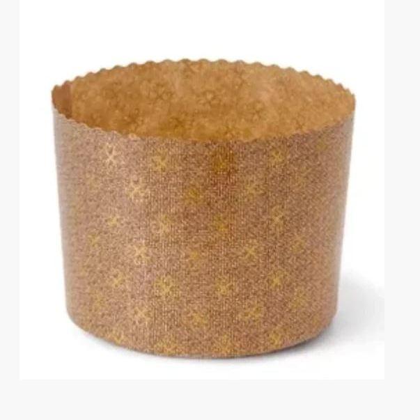 Паперова форма для паски 110 х 85 мм (паска 300г), Італія