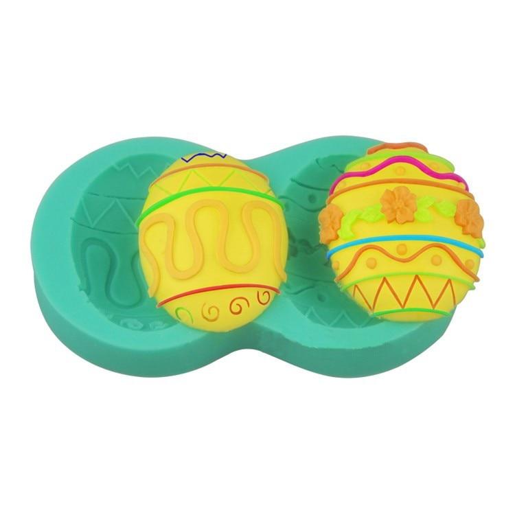 """Молд силиконовый """"Пасхальные яйца"""""""